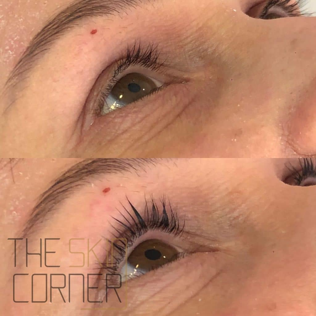 wimperlifting hasselt