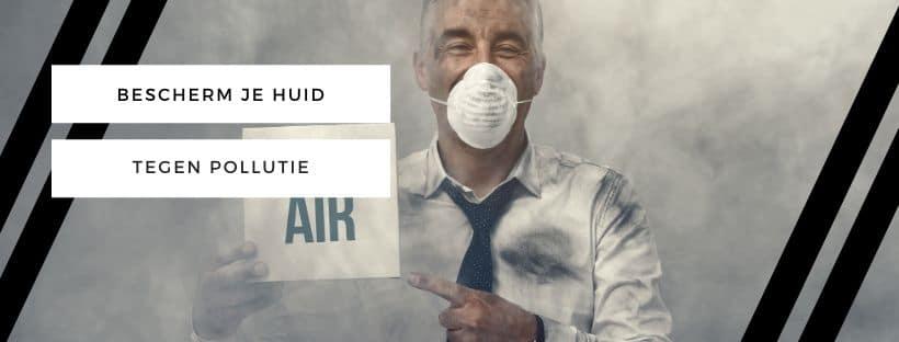 pollutie huid